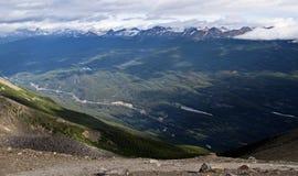 Гора 1 Whistler Стоковое Фото