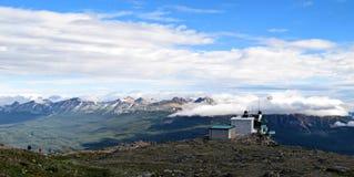 Гора 2 Whistler Стоковое Изображение RF