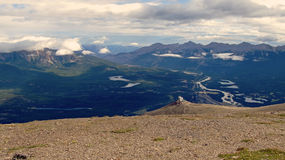 Гора 3 Whistler Стоковая Фотография RF