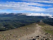 Гора 4 Whistler Стоковое Изображение RF