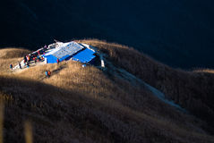 Гора Wugong Стоковые Фотографии RF