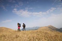 Гора Wugong Стоковое Изображение