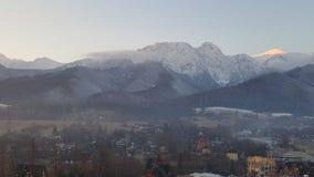 Гора Zakopane Стоковое Изображение