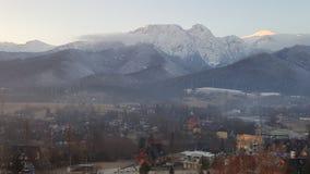 Гора Zakopane Стоковая Фотография RF