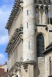 Горгульи церков Нотр-Дам, Дижона, Франции Стоковые Фото