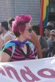 гордость гомосексуалиста 04 дней Стоковое фото RF