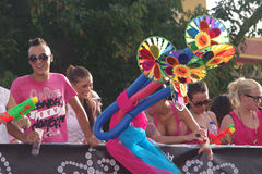 гордость гомосексуалиста 19 дней Стоковые Фотографии RF