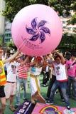 гордость 2009 парада Hong Kong Стоковые Изображения