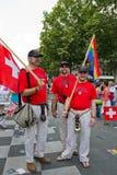гордость 2010 Франции голубая paris Стоковые Фотографии RF