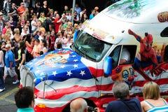 гордость 2010 lgbtq празднества dublin Стоковые Фотографии RF