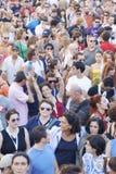 гордость roma 2009 людей Стоковая Фотография