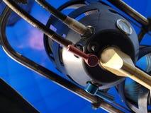 Горелка воздушного шара Стоковое Изображение RF