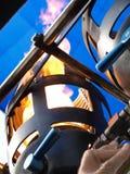 Горелка воздушного шара Стоковое Фото