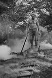 Горелка угля 2 стоковые фотографии rf