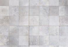 Горизонтальная предпосылка картины текстуры керамической плитки Принципиальная схема зодчества стоковые фотографии rf