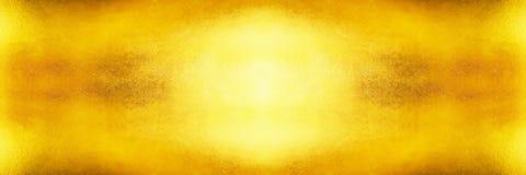 горизонтальная элегантная текстура золота для предпосылки и дизайна Стоковые Фотографии RF