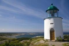 горизонтальный маяк Стоковые Фото