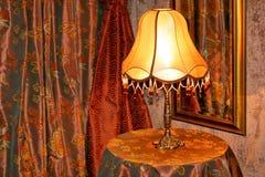 горизонтальный светильник Стоковая Фотография
