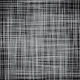 Горизонтальные и вертикальные белые линии на черной предпосылке Стоковые Фото