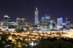 горизонт Австралии perth западный Стоковая Фотография RF