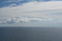 Горизонт архипелага Стоковая Фотография RF