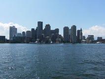 Горизонт Бостона Стоковое Изображение