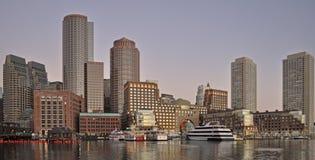 Горизонт Бостон стоковые изображения