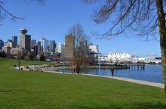 Горизонт Ванкувера Стоковая Фотография RF