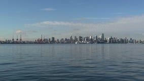 Горизонт Ванкувер, Канада видеоматериал