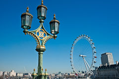 горизонт Великобритания london стоковое фото rf