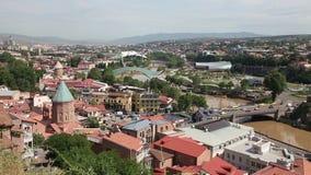 Горизонт в летнем времени, Georgia Тбилиси акции видеоматериалы