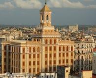 Горизонт Гаваны Стоковая Фотография
