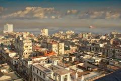 Горизонт Гаваны Стоковые Изображения RF