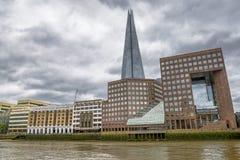 Горизонт города Лондона Стоковое Фото
