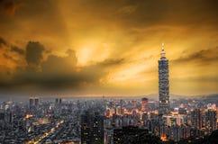 горизонт города стоковые изображения