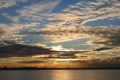 горизонт города Стоковая Фотография