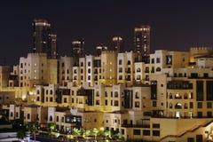 горизонт Дубай стоковое фото