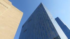 Горизонт здания Стоковые Фотографии RF