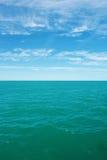 Горизонт и Тихий океан Стоковое фото RF