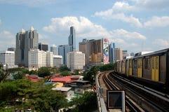 горизонт Куала Лумпур Стоковая Фотография