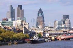 Горизонт Лондона Стоковые Изображения RF