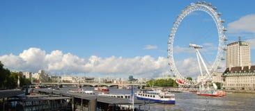 Горизонт Лондона стоковые изображения