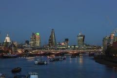 Горизонт Лондона Стоковые Фото