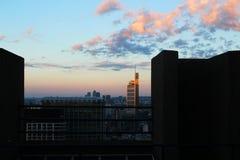 Горизонт Лондона Стоковое фото RF