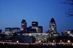 Горизонт Лондон Стоковые Изображения