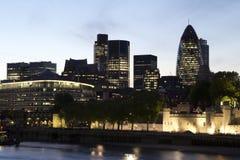 Горизонт Лондон Стоковое Фото