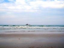 Горизонт моря Стоковое Изображение RF