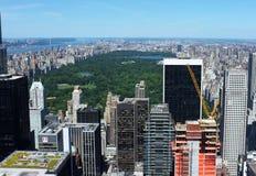 Горизонт 1 Нью-Йорка Стоковые Фотографии RF