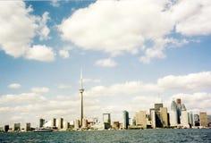 Горизонт 2002 озера Торонто Стоковая Фотография