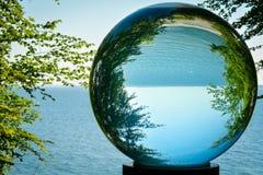 Горизонт (Орхус Дания) Стоковая Фотография RF